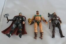Marvel Universe Thor action figure bundle