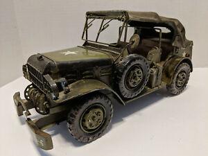WW2 Dodge WC Series Command/Reconnaissance Car Metal Model
