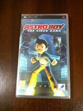 ASTRO BOY THE VIDEO GAME - SONY PSP - D3 PUBLISHER - NEW & SEALED NUEVO EMBALADO
