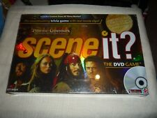 2007 Scene It! Pirates of the Caribbean Dead men Tell No Tales Game NEW & SEALED