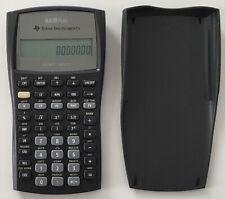 Texas Instruments Ba Ii Plus Business Analyst Financial Calculator w/ Slipcover