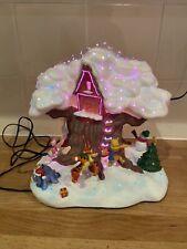 More details for disney winnie the pooh fibre optic tree christmas decoration ornament light up