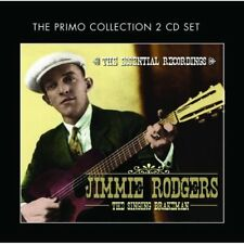JIMMIE RODGERS THE ESSENTIAL RECORDINGS REMASTERED 2 CD NEW