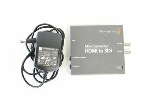 Blackmagic Design CONVMBSH HDMI to SDI Mini Converter with Power Supply