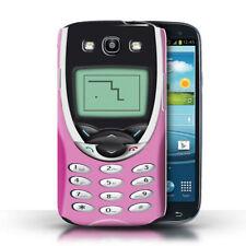 Housses et coques anti-chocs gris Samsung Galaxy S pour téléphone mobile et assistant personnel (PDA)