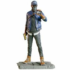 Ubisoft Watch_Dogs 2 Marcus Figurine Statue NEW WATCH DOGS