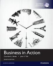 Business in Action von Courtland L. Bovee, John V. Thill, Paperback