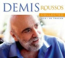 Demis Roussos - Collected Cd3 Electrola