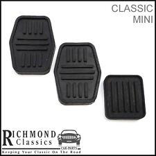 Classic Mini Brake, Clutch and Accelerator Pedal Rubbers GPR107A 1976-1990
