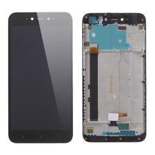 PANTALLA COMPLETA LCD + TACTIL + MARCO XIAOMI REDMI NOTE 5A PRIME NEGRO