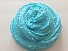 "Crunchy Floam Slime - Scented Sky Blue 5oz. "" Watch Video """