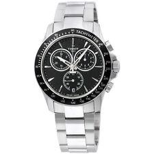 New Tissot V8 GTS Black Dial Chronograph Mens Watch T1064171105100