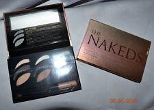 Victorias Secret The Nakeds Eye Palett 9 Colors Primer Brush Mirror & Guide NWT