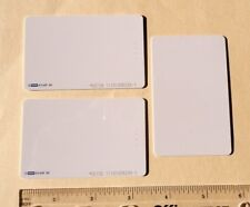 HID iCLASS Smart Card 2000PGGMN Format H10301, 13.56 MHz, New, Free Shipping