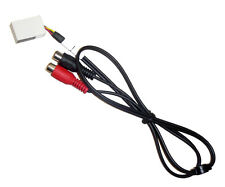 Aux Audio Input for Audi A4 A5 Q5 (B8) 2008 Onwards with Convert or Symphony 3