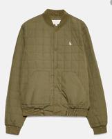 JACK WILLS Blackden Bomber Jacket Khaki Mens Size UK M *Ref52