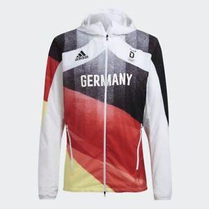 TEAM DEUTSCHLAND OLYMPIADE TOKIO Jacke 2020/2021 Jacket  Olympia Germany Gr. XL