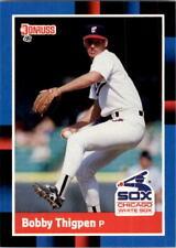 1988 Bobby Thigpen Donruss Baseball Card #247