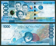 2015 1000 Pesos NEW GEN STARNOTE / Replacement PNoy Philippine Banknote