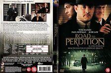 LES SENTIERS DE LA PERDITION - FILM avec Tom HANKS - 2002 - 112 mn