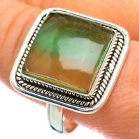 Large Ethiopian Opal 925 Sterling Silver Ring Size 12 Ana Co Jewelry R48244F