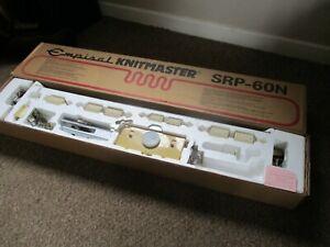 Empisal Knitmaster Ribbing Machine SRP 60N