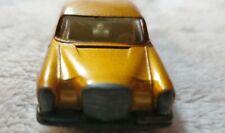Matchbox Superfast Series (Lesney) Mercedes 300 SE No 46 Gold (No Box), Original