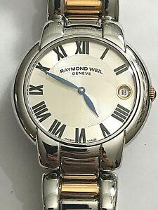 Raymond Weil Women's 5235-S5-00659 Jasmine Two-Tone Stainless Steel Watch