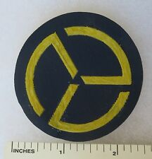 ROK KOREA ARMY 37th INFANTRY DIVISION PATCH 1960s COLD WAR Vintage ORIGINAL