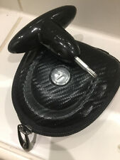 TaylorMade Black Carbon Clamshell Case & Torque Wrench (Stnd Size Adustables)