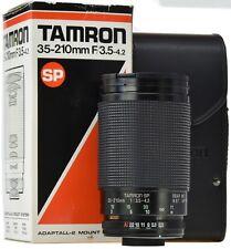 Tamron SP 35-210mm 3.5-4.2 Adaptall II (26A) - En Caja -