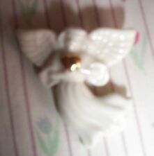 "LENOX ANGEL AND HEART PIN 2"""