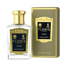 FLORIS FLEUR 50ML EDT SPRAY BOXED & CELLOPHANE WRAPPED ONLY £34.99 FREE POST !!!