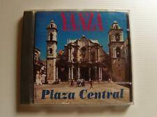 YANZA (dir JOHNNY ALDAMA de Cuba) : Plaza Central - CD French autoprod YAN 001