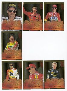 1995 VIP FAN'S CHOICE GOLD #FC9 Rusty Wallace BV$20! ONE CARD ONLY!