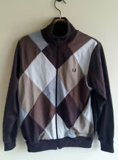 Fred Perry Full Zip Track Jumper Jacket Mens Size: S