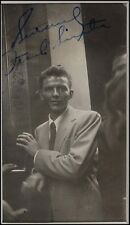 Frank SINATRA (Singer): Signed Photograph
