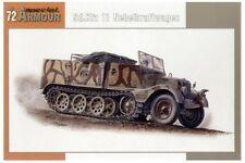 SPECIAL ARMOUR 72004 1/72 Sd.Kfz.11/4 Nebelkraftwagen