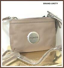 Mimco Leather SECRET Couch Hip Across body Hand Bag BNWT $199 Balsa