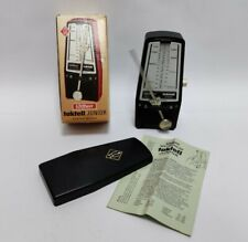 Vintage WITTNER Metronome Taktell Junior Mechanical wind-up Made in West Germany