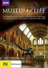 - MUSEUM OF LIFE [DVD] BBC [AUSSIE SELLER] REGION 4 [NOW $19.75]