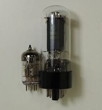 HICKOK TUBE TESTER & TV-7 CALIBRATION TUBES, 6L6 & 6AX7  (12AX7 VARIANT) -- #A