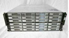 Dell EqualLogic PS6110E Virtualized 10GbE iSCSI SAN Storage Array + 24x 3TB HDD