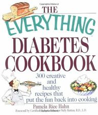 The Everything Diabetes Cookbook: 300 Creative and