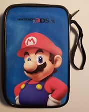 Official Nintendo 3DS XL Super Mario Bros Game Traveller Carrying Case
