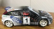 SCALEXTRIC 6062 Ford Focus Wrc Morgan Ben Sulayem