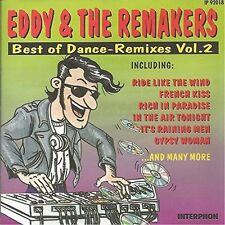 Eddy & The Remakers Best of dance-remixes 2 (v.a.: Montana Sextet feat. N.. [CD]