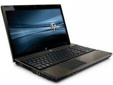"HP Laptop Computer ProBook 4520s 15.6"" Windows 10 premium PC Core i3 8GB 500GB"