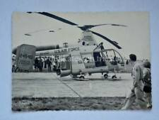 AVIANO US AIR FORCE aereo aircraft airplane aviazione vintage foto 1
