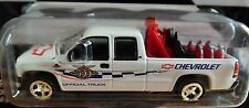 JOHNNY LIGHTNING 00 2000 CHEVY SILVERADO TRUCK INDY 500 RACE EMERGENCY CHEVROLET
